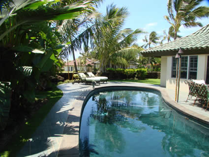Poipu Kai Cottage Swimming Pool