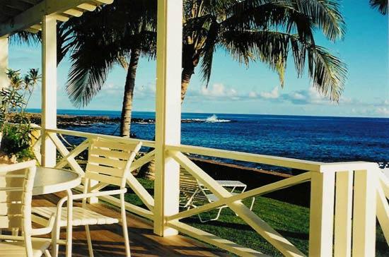 Poipu Kauai Beachfront Luxury Vacation Rental Home