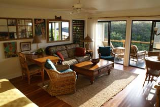 Cottage rental in Kauai Hawaii